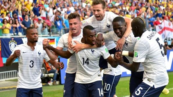Francia se ha renovado completamente